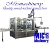 MIC-18-18-6 CE standard 3000-4000bph at 500ml Monoblock automatic glass bottle soy sauce filling and packing machine