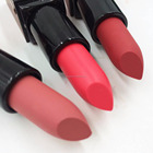vegan and cruelty free waterproof lipstick matte or glitter oem/odm