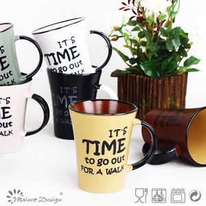 12oz Jumpo coffee mug imprint mug cheap price