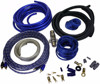 made in china new 4 gauge flexible copper wire car amp wiring kit