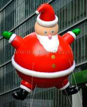 Parade Helium Balloon, Big Santa Balloon H4052