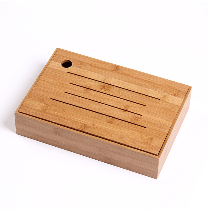 Magnet lock small wooden box