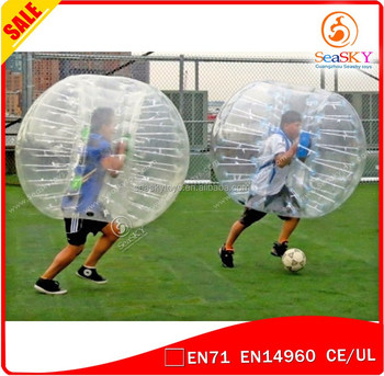 Spannende Fussball Tpu Pvc Aufblasbarer Fussball Ballon Fussball Fussball Blase Buy Aufblasbare Fussball Ballon Fussball Fussball Blase Product On