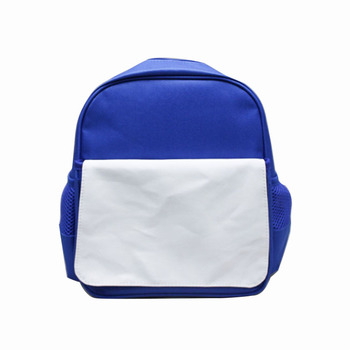 a5a5b9621b4b Blank Sublimation Backpack Kids School Bag Made In China - Buy Blank ...