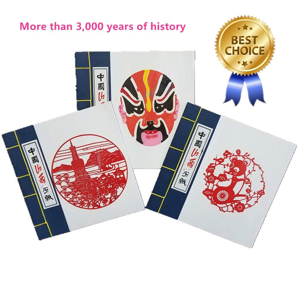 World Intangible Cultural Heritage List, Chinese Folk Handicrafts, Guangling Paper-cutting. China's 12 constellations (12 photos), Shanxi ancient buildings (8 photos), Peking opera masks (8 photos).
