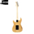 Wholesale Cheaper S T Style  Candlenut Electric Guitars