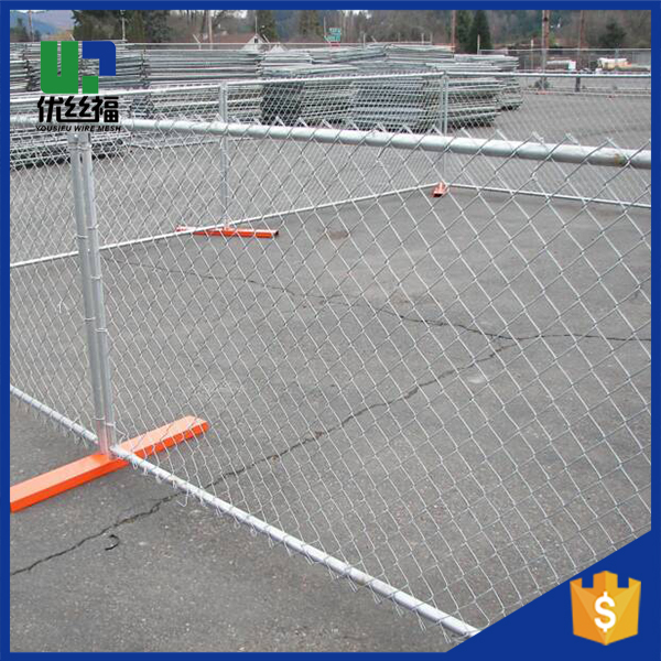 42 Micron Complete Australia Galvanized Tube And Welded Mesh Infill Temporary Site Fencing
