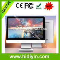 Integrated Card 21.5'' Wifi 3G advertising player touch desktop PC computer All in One