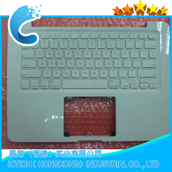 Tested keyboard for MacBook 13'' A1342 Topcase with keyboard White