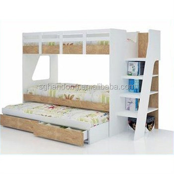 Cheap Price 3 Tiers Kids Bed Triple Bunk Bed Buy Triple Bunk Beds