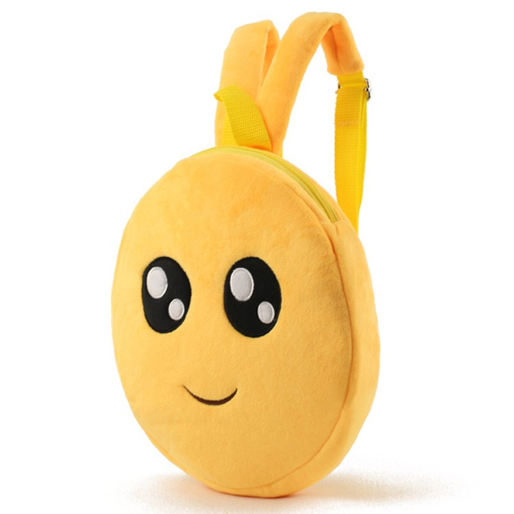 Plush School Bag For Children