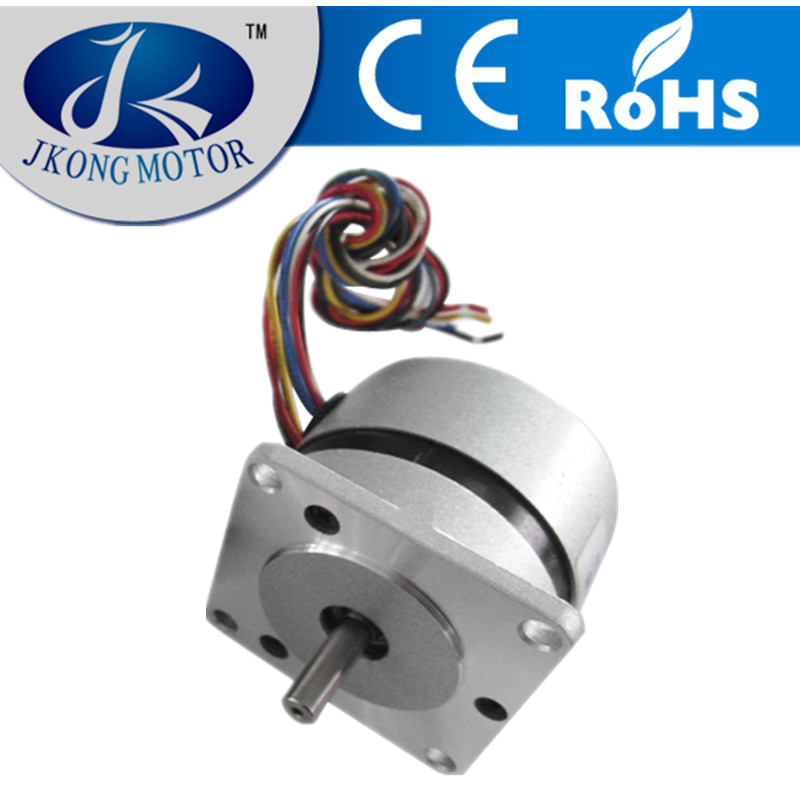 57mm high torque dc brushless motors, 12v - 230v dc, option for gearbox, brake, encoder, controller