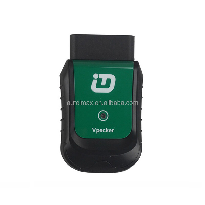 Automobile Car Diagnostic Tool Vpecker Wifi OBDII 16Pin Plug Function Idiag EasyDiag Car Code Scanner Work On Windows