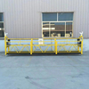 Construction steel platform Construction gondola building cradle