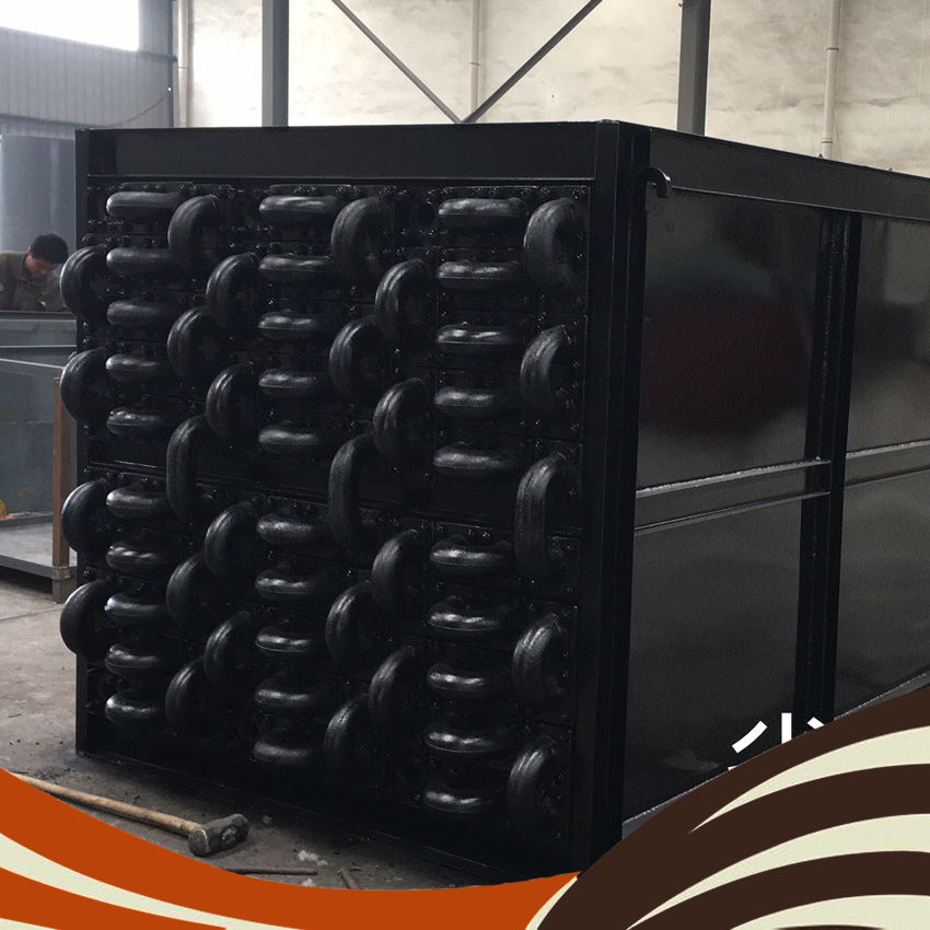 Top selling in alibaba casted iron economizer
