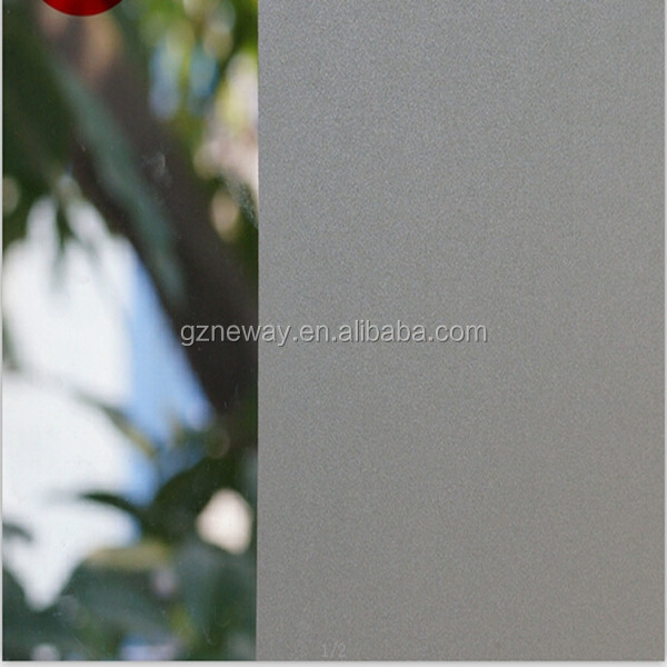 Stable quality octki embossed glass film different design