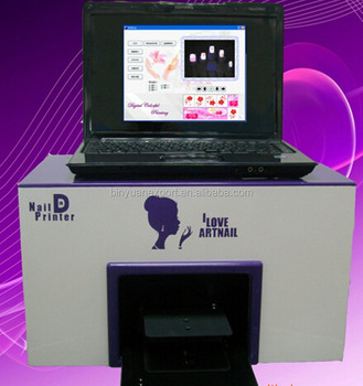 Top Quality Nail Art Machine 2 Years Warranty Printer Best Selling Printing