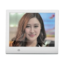 "Stile classico 8 ""Piccolo Schermo Mini Led Digital Video Frame Con Foto Mp3 Mp4"
