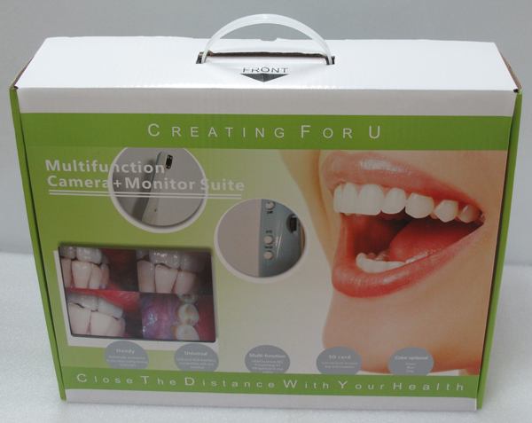 15/17 inch dental intraoral camera/intraoral camera with monitor/lcd monitor intraoral camera