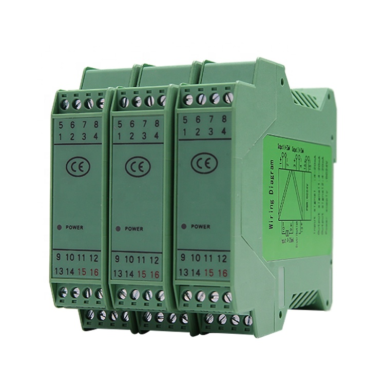 0-20ma 4-20ma output PLC industry distribution high quality signal converter isolator