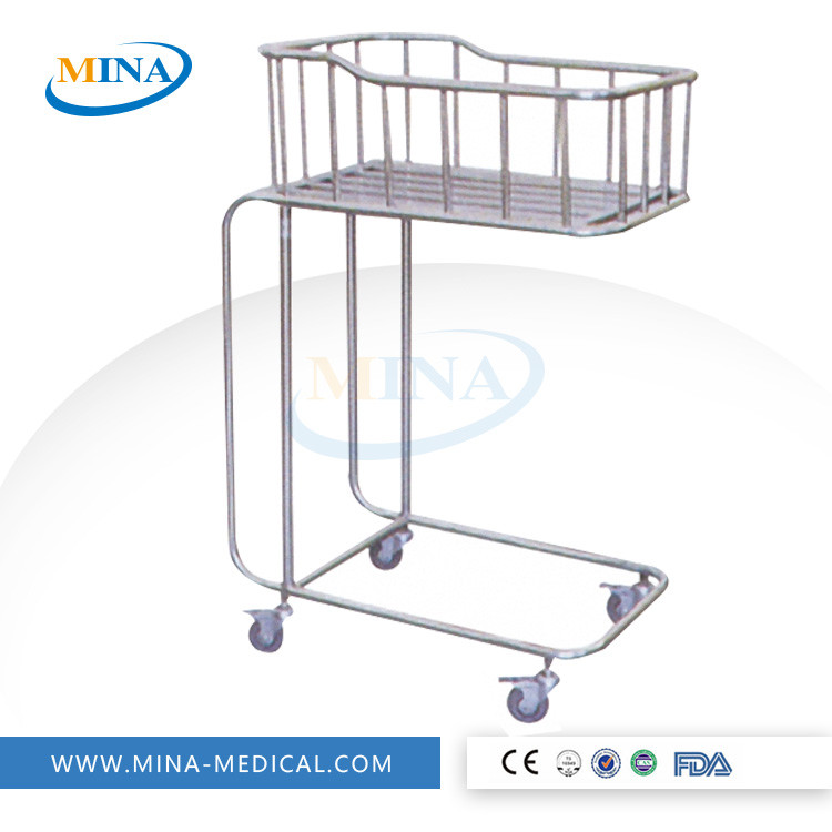 MINA-BB06 Moval and cheap hospital crib baby bed price