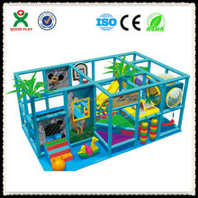 Mini indoor playground indoor playground <span class=keywords><strong>gangorra</strong></span> <span class=keywords><strong>interior</strong></span> macio playground made in china QX-108D