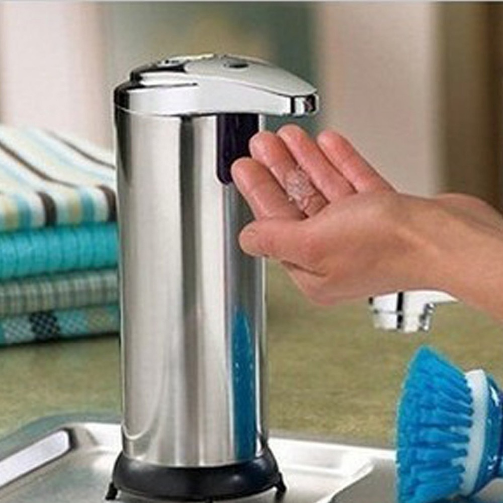 automatic soap dispenser automatic soap dispenser suppliers and at alibabacom - Automatic Soap Dispenser