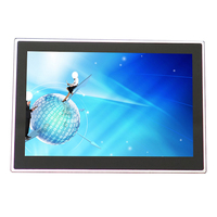 make 10 inch cheap lcd monitor multi touch capacitive screen