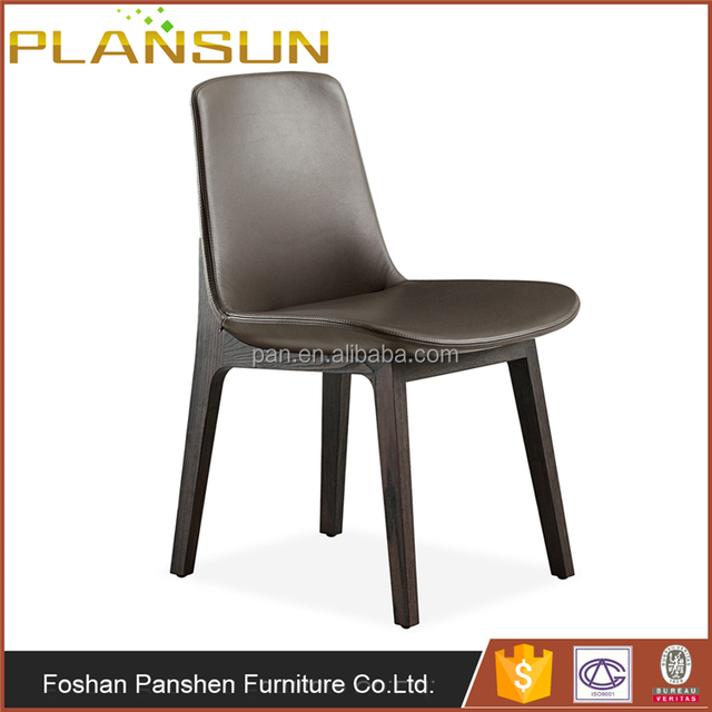 Modern Contemporary Restaurant Chairs Fluid And Sensual Shape Ventura Chair