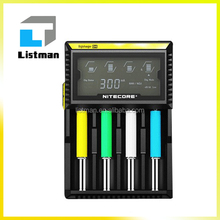 Nitecore Universal Battery Wholesale Nitecore Digi D4 In Stock with Fast Delivery charger EU/US plug nitecore D4 Battery Charger