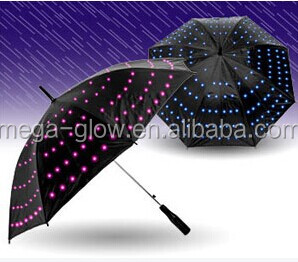 Led Verlichting Promotie Paraplu,Led Paraplu Voor Regen ...