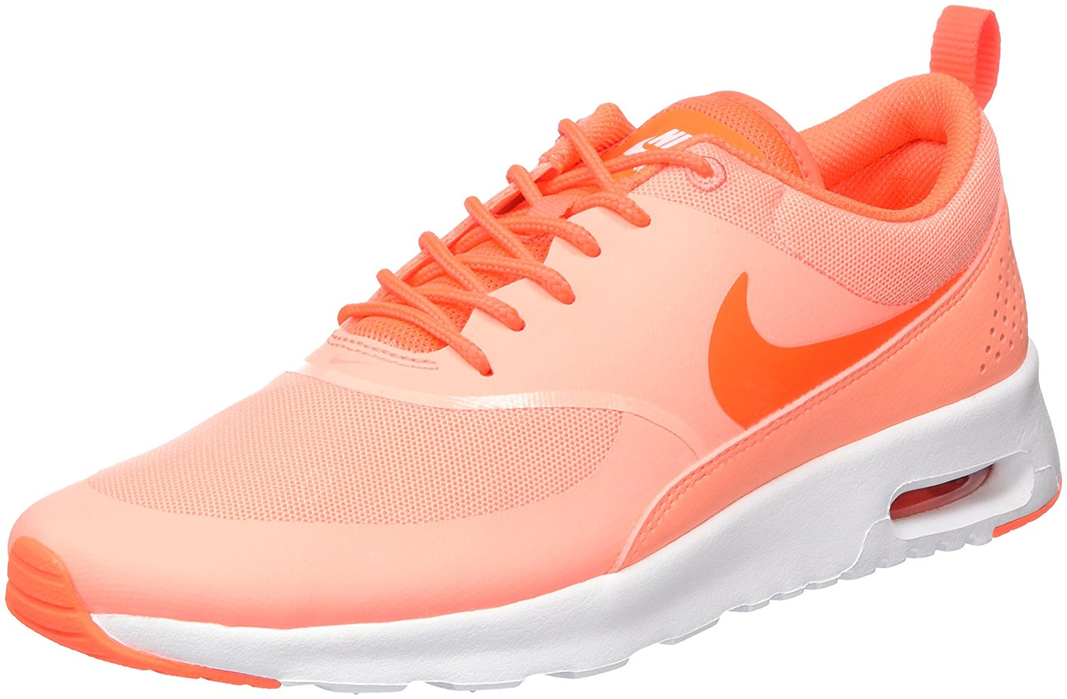 ede5f55551 Get Quotations · Nike Women's Air Max Thea Running Shoes Blue Spark