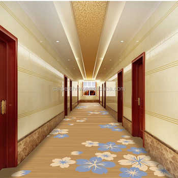 Hotel corridor decoration design carpets buy hotel for Hotel corridor decor