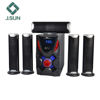 Latest product boses subwoofer 5.1 home theater blue tooth speaker made in china