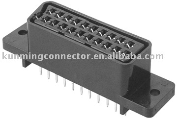 Euro Connector PCB Passive Electronic Components HRC-021HP-01 RGB Scart Jack Parts for TV