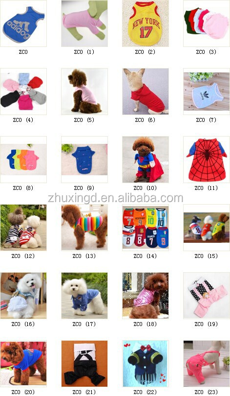 Best sale latest design puppy dog polo t shirt