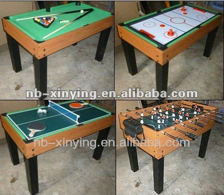 9 in 1 multifunktions spieltisch f r kinder fu ball tische produkt id 60137972529. Black Bedroom Furniture Sets. Home Design Ideas