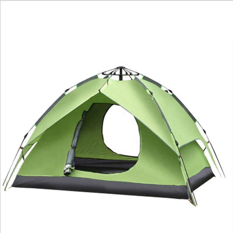 Karper emergency lotus geluid proof luxe tent voor resort camping tienda de lujo Pop up strand Tent automatische Tenda outdoor