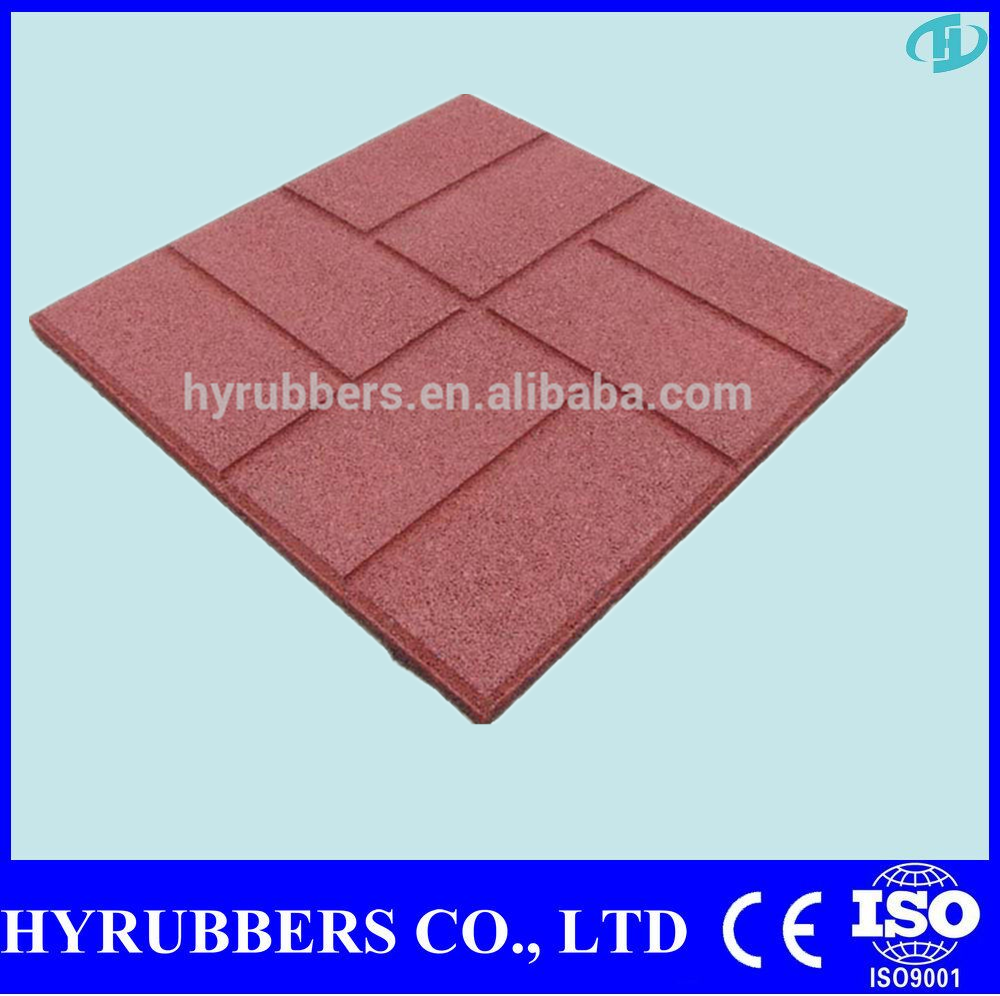 Outdoor Rubber Pavers, Outdoor Rubber Pavers Suppliers And Manufacturers At  Alibaba.com