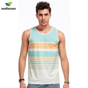 Cheap china wrestling singlets gym stringers tank top gym