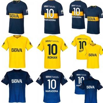 2017 2018 Top Thai Quality Mexico Football Shirt Mens Womens Yellow Tigres  Soccer Jersey 29e621369