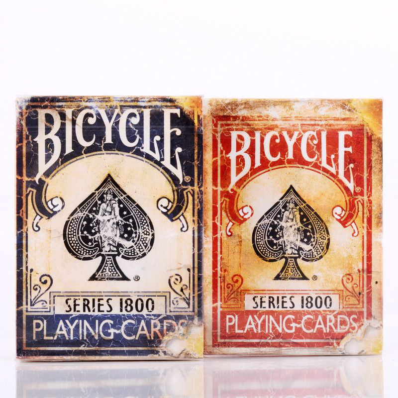 Bicycle Vintage Cards 85