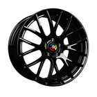 WR121 Customized Professional Private Wheel Rim Supplier Forge Bright Black E63 Rims For Benz