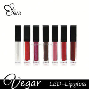 lipgloss packaging lipgloss led light up lipgloss