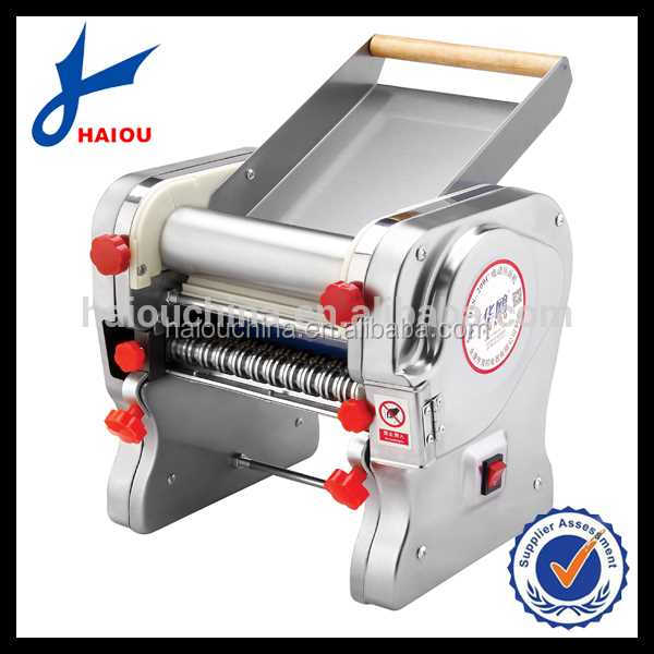 DSS-160C electric restaurant pasta machine home pho noodle making machine