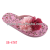 SB-4787 2014 Factory New Style Fashion EVA Kid's Slipper