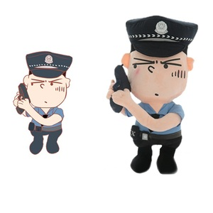 Welcomed Custom Cartoon Character Soft Toy Doll Oem Plush Toys