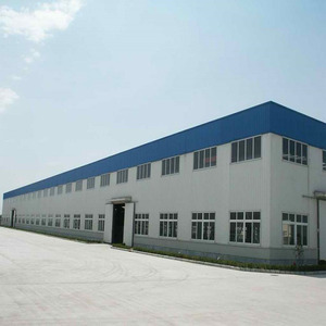 ready made prefabricated steel structure warehouse building/prefabricated shopping mall