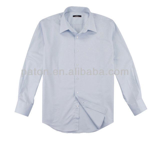 Comfortable men shirt with factory price