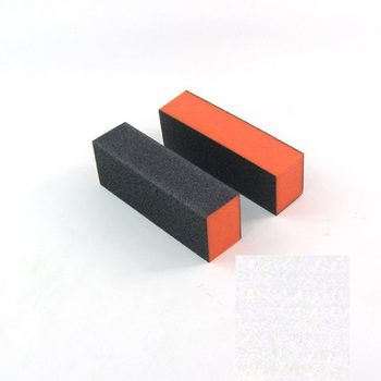 10pcs/lot 4 Ways Manicure Buffering Sponge Nail File Block - Buy ...